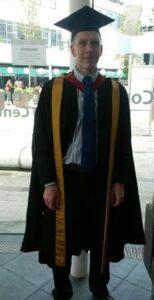 steve H Graduation